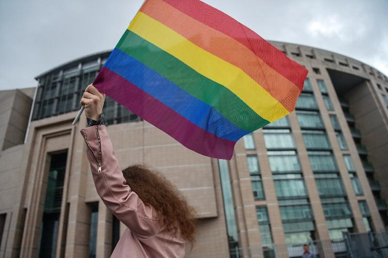 Eleven activists went on trial in Istanbul earlier this month for having defied last year's ban on the Gay Pride march