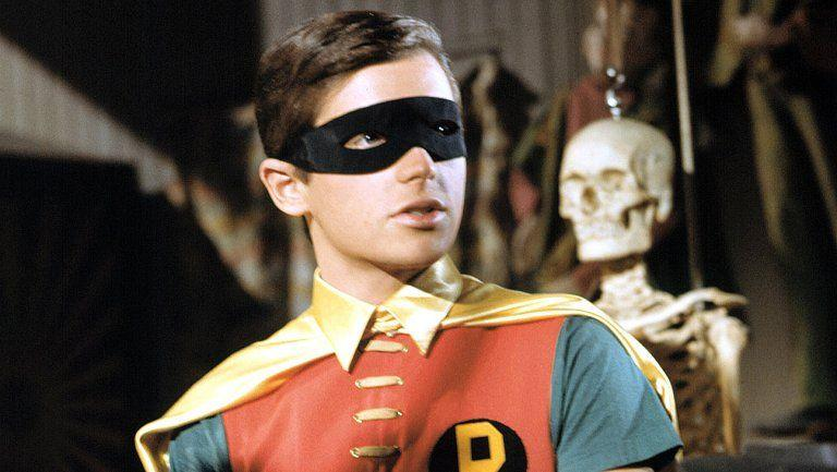 Robin's Burt Ward was asked to take penis-shrinking pills due to concerns over his massive bulge