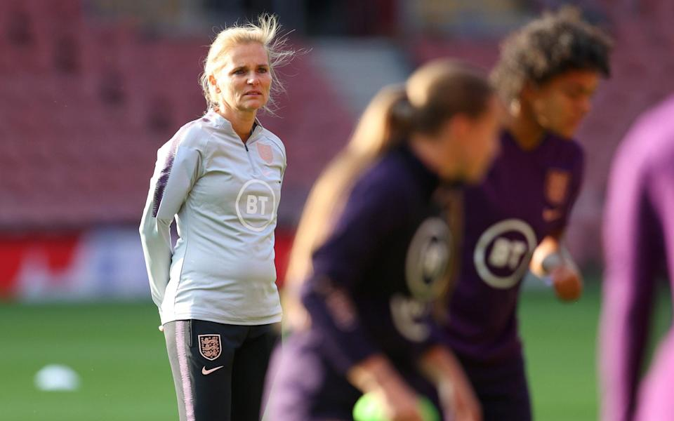 The real Sarina Wiegman: A disciplinarian, who enjoys yoga and hates beer - GETTY IMAGES