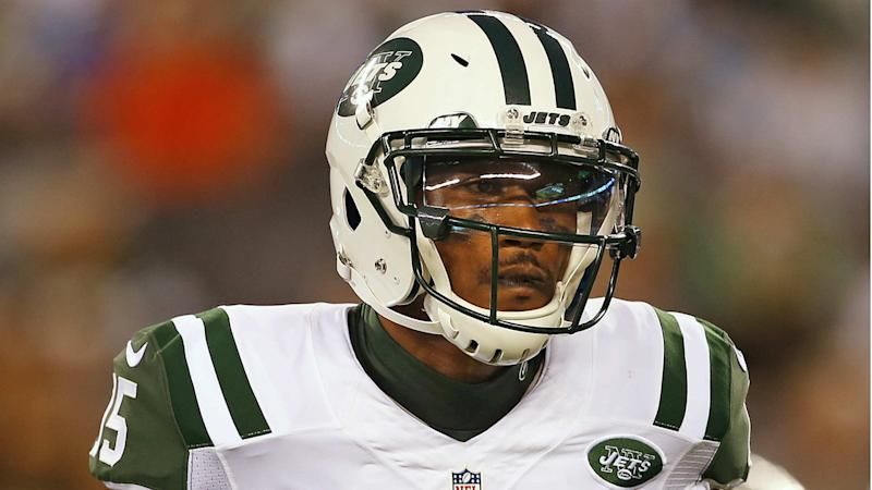 'No beef' between Jets' Richardson and Marshall, but they aren't speaking