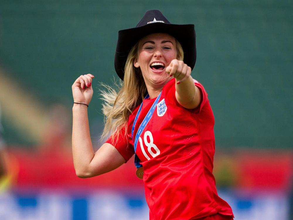 Toni Duggan is one of England's key players (Getty)