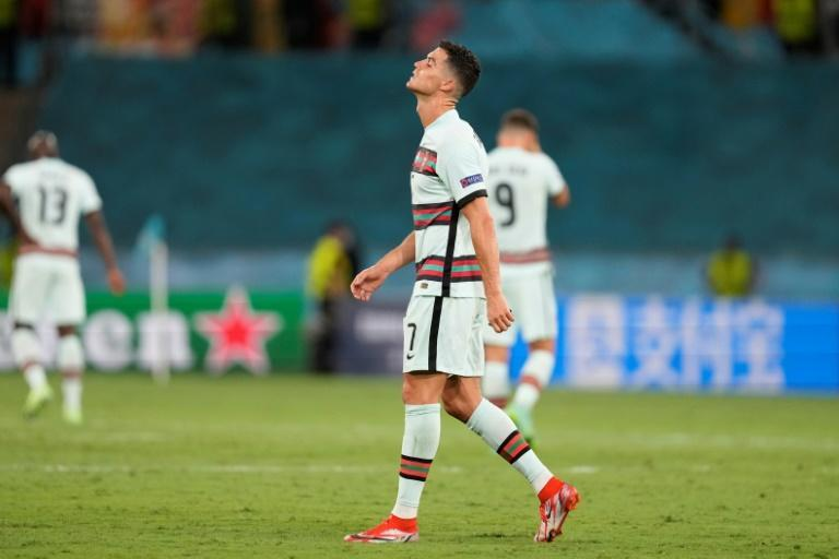 Cristiano Ronaldo and holders Portugal are out of Euro 2020