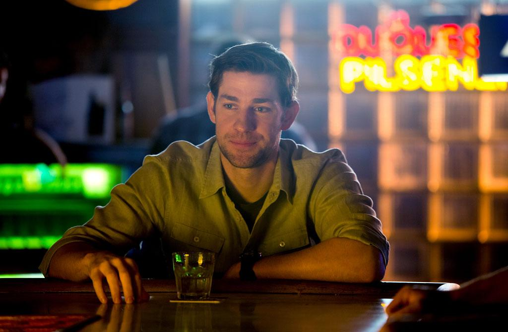 "John Krasinski in Focus Features' ""Promised Land"" - 2012"
