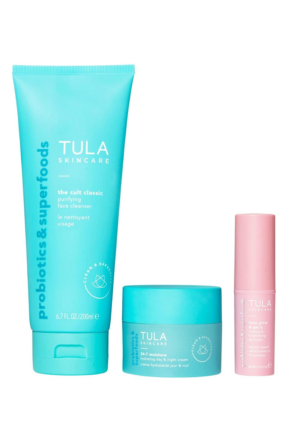 <p><span>Tula Skincare Full Size The Cult Classic Purifying Face Cleanser Set</span> ($74, originally $122)</p>