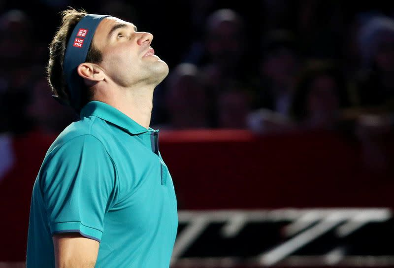 Federer to have Swiss coin minted in his honor
