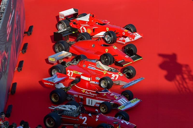 Top 10 F1 Ferraris ranked: Sharknose, F2004 and more