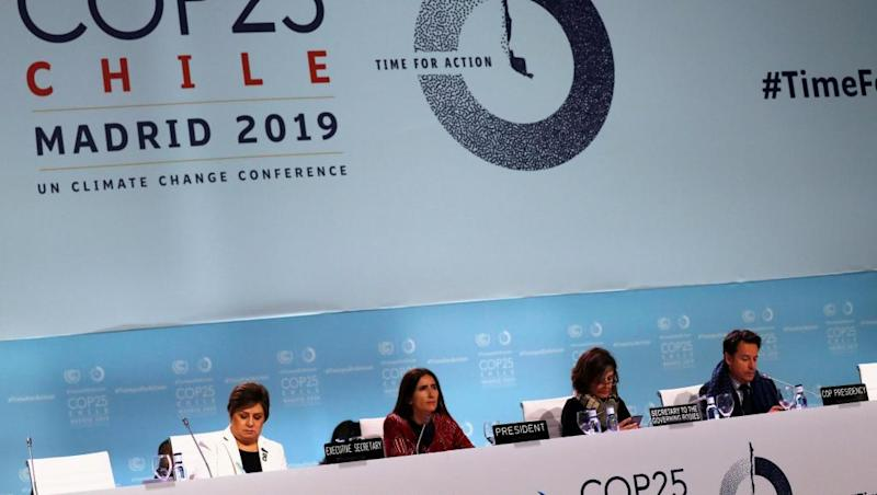 Campaigners blast 'betrayal' of UN climate summit