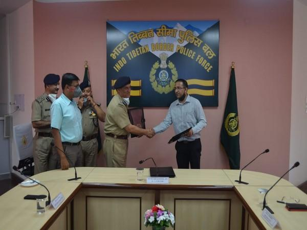 The Indo-Tibetan Border Police and Uttarakhand Tourism Development Board signed MoU to promote adventure tourism at Tehri Lake.