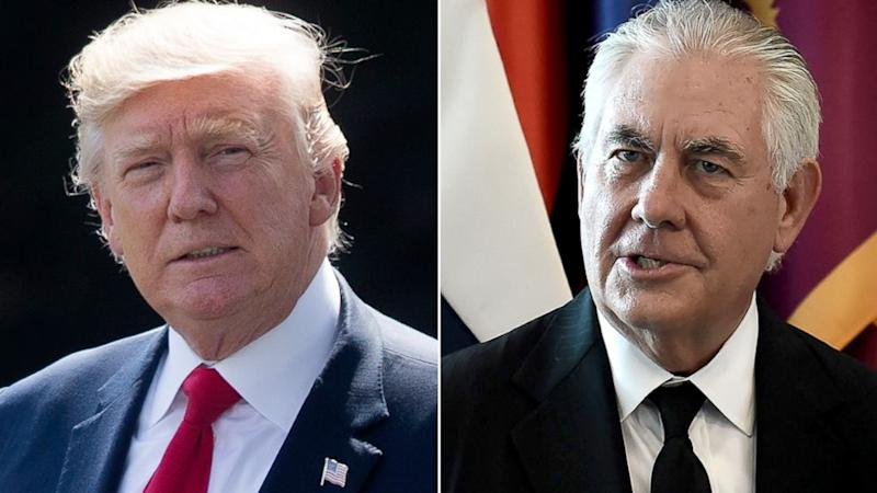 Tillerson Americans should 'sleep well at night&#39 amid N. Korea crisis
