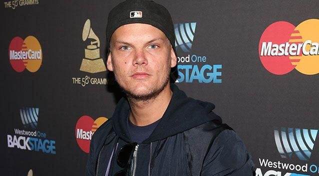 Avicii at the The 58th Grammy Awards in 2016. Source: Getty Images