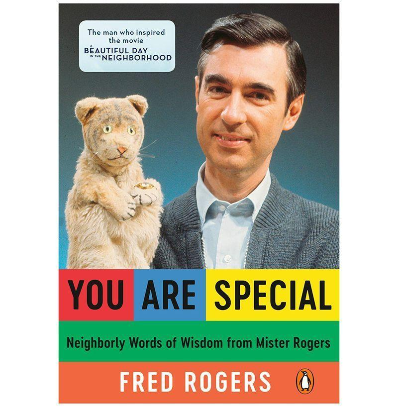 """<p><strong>By Fred Rogers</strong></p><p>amazon.com</p><p><strong>$11.29</strong></p><p><a href=""""https://www.amazon.com/dp/0140235140?tag=syn-yahoo-20&ascsubtag=%5Bartid%7C10054.g.12222340%5Bsrc%7Cyahoo-us"""" rel=""""nofollow noopener"""" target=""""_blank"""" data-ylk=""""slk:Buy"""" class=""""link rapid-noclick-resp"""">Buy</a></p><p>On an earnest note, wisdom from Mr. Rogers will never go amiss, no matter your age.</p>"""