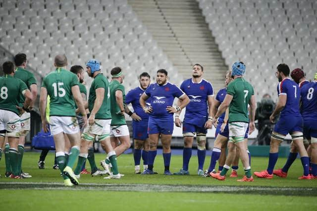 Ireland's 2020 Six Nations title hopes were ended by defeat in Paris
