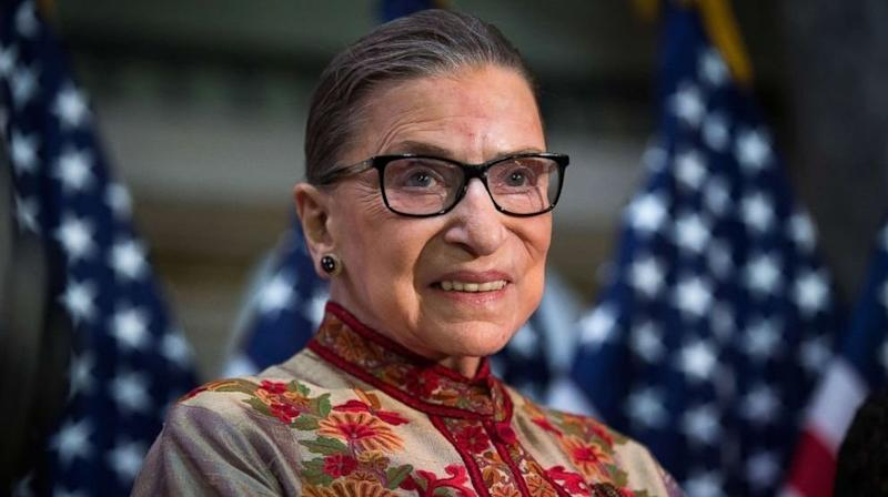 Twitter Users Jokingly Offer To Donate Their Ribs To Ruth Bader Ginsburg