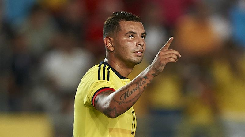 Cardona given five-match ban for 'discriminatory' gesture against South Korea