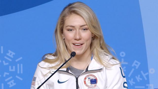 The women's slalom gold medalist from Sochi is already halfway to Lindsey Vonn's World Cup wins total - despite being eleven years younger. But could the 22-year-old Colorado native have her eye on another Olympic star?