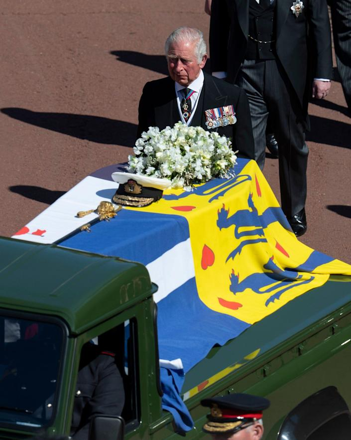 prince charles philips funeral