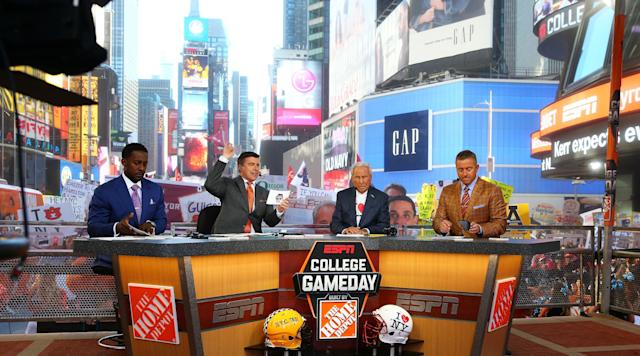 ESPN is adding 'College GameDay' to its NFL draft coverage