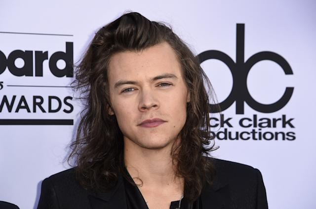 One Direction's Harry Styles