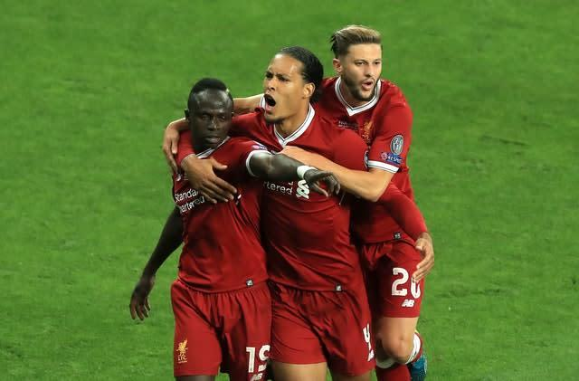 Liverpool trio Sadio Mane, Virgil van Dijk and Adam Lallana are among those to have flourished at Southampton before moving on (Peter Byrne/PA)