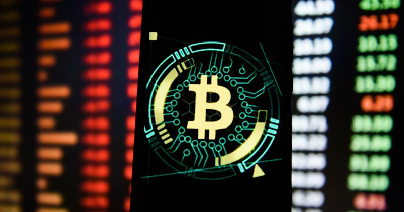 Bitcoin dives below $10,000, giving up some of this year's epic rally