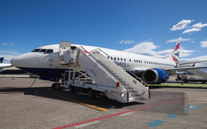 British Airways' new boarding method goes into effect next month - This content is subject to copyright.