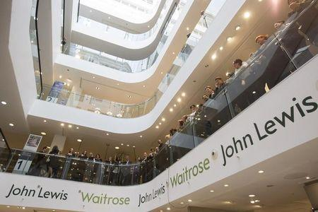 John Lewis makes 36 million pound provision for potential minimum wage costs