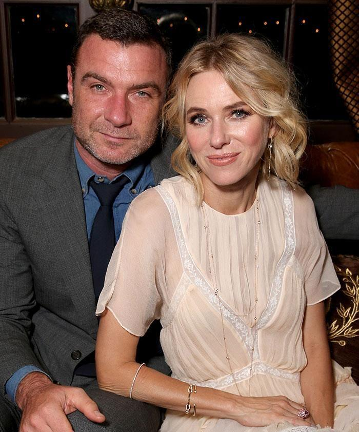 Liev Schreiber and Naomi Watts ended their 11 year relationship. Source: Getty Images.