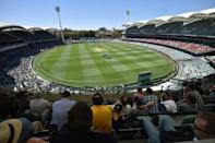 The Adelaide Oval should have crowds at half-capacity for the first Test when it begins on Thursday