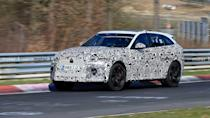 """<p>We suspect Jaguar is making its final adjustments on the updated hot SUV. Expect changes to the front and rear fascias, but the 550-horsepower supercharged V8 should remain under the hood.</p> <h3><a href=""""https://www.motor1.com/news/432094/jaguar-f-pace-svr-nurburgring/"""" rel=""""nofollow noopener"""" target=""""_blank"""" data-ylk=""""slk:2021 Jaguar F-Pace SVR Caught Stretching Its Legs At Nurburgring"""" class=""""link rapid-noclick-resp"""">2021 Jaguar F-Pace SVR Caught Stretching Its Legs At Nurburgring</a></h3> <br><a href=""""https://www.motor1.com/news/404662/jaguar-f-pace-svr-spied/"""" rel=""""nofollow noopener"""" target=""""_blank"""" data-ylk=""""slk:2021 Jaguar F-Pace SVR Spied Exercising Its Sporty SUV Bones"""" class=""""link rapid-noclick-resp"""">2021 Jaguar F-Pace SVR Spied Exercising Its Sporty SUV Bones</a><br><a href=""""https://www.motor1.com/news/402799/jaguar-f-pace-svr-spy-photos/"""" rel=""""nofollow noopener"""" target=""""_blank"""" data-ylk=""""slk:Jaguar F-Pace SVR Spy Photos Show Potent SUV Cold-Weather Testing"""" class=""""link rapid-noclick-resp"""">Jaguar F-Pace SVR Spy Photos Show Potent SUV Cold-Weather Testing</a><br>"""