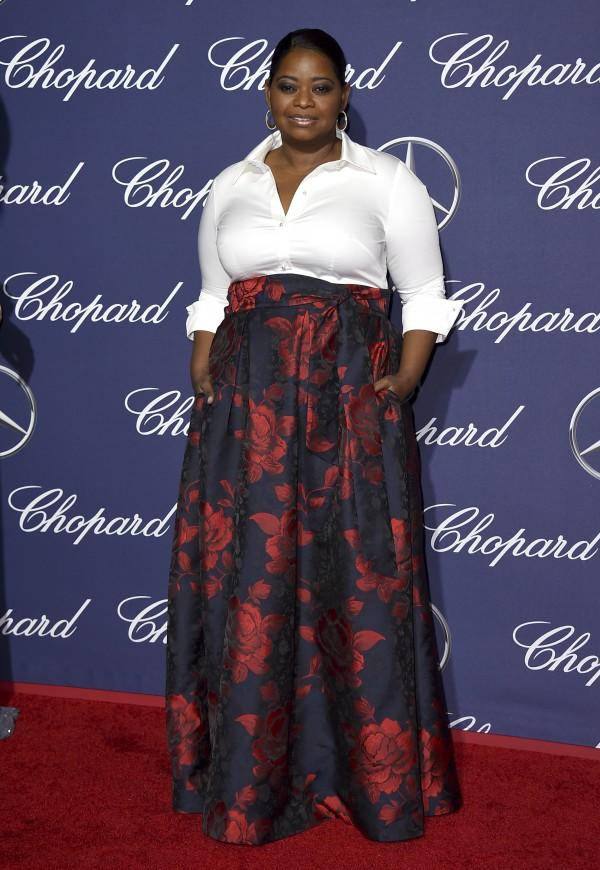 Octavia Spencer (Jordan Strauss AP/Press Association Images)