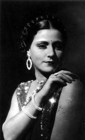 Ruby Myers was working as a telephone operator when Mohan Bhavnani from the Kohinoor Film company approached her to act. Ruby turned the offer down, but Bhavnani, persisted and offered her the lead role in the film Veer Bala (1925). The film became a huge hit and overnight Sulochana, the star, was born. The Indian actress of Jewish ancestry went on to rule the Indian film industry during the silent movie era and was the highest paid actress of her time. Sulochana, often described as petit and unconventional looking, worked in hits such as Typist Girl (1926), Balidaan (1927), Wildcat of Bombay (1927) where she essayed eight roles, Anarkali (1935) and Bombai Ki Billi (1936). With the advent of the Talkies, Sulochana perfected her diction of Hindi and played many more roles including that of Salim's mother in the 1953 film Anarkali. Sulochana's last film was the 1981 film, Khatta Meetha.