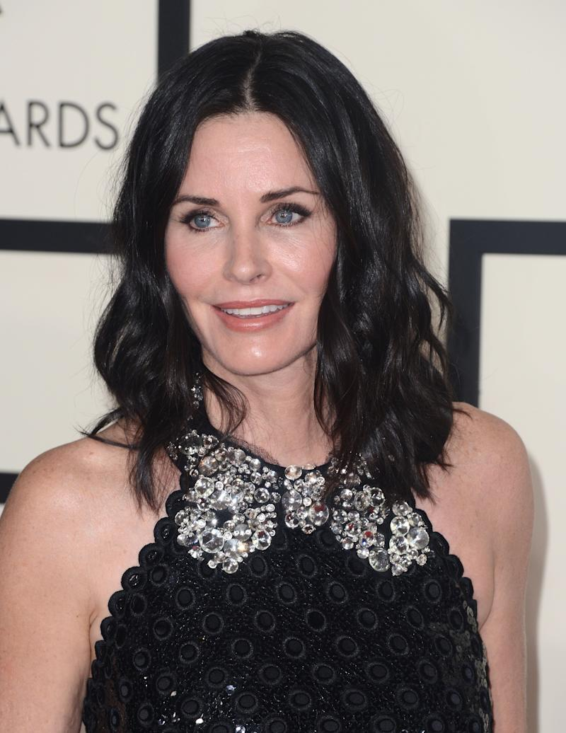 "Like her famous onscreen character Monica, Courteney Cox also struggled with fertility issues. The actress had multiple miscarriages before giving birth to her daughter Coco. ""I get pregnant pretty easily, but I have a hard time keeping them,"" <a href=""http://people.com/celebrity/a-new-friend-courteney-cox-pregnant/"" target=""_blank"">she told People magazine in 2004</a>.<br /><br />That same year, <a href=""http://www.nbcnews.com/id/4907943/ns/dateline_nbc-newsmakers/t/life-imitates-art-courtney-cox-arquette/#.VjOm9VNlRZY"">Cox told NBC News</a> that her struggles sometimes made it very challenging to do her job and make people laugh. ""I remember one time I just had a miscarriage and Rachel was giving birth,"" she said. ""It was like that same time. Oh, my God, it was terrible having to be funny."""