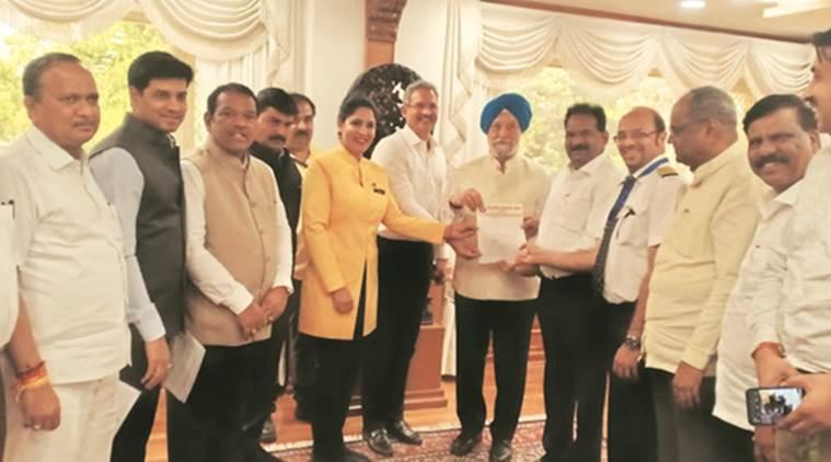 jet airways, shiv sena, nirmala sitharaman, finance minister, hardeep singh puri, aviation minister, indian express