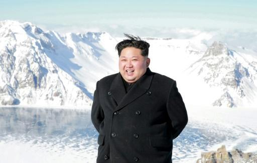<p>Kim vows to make N. Korea 'strongest nuclear power'</p>