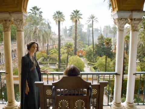 <p>Lastly, we've selected another studio apartment. This one is in Seville, Spain, which also doubles as the location of Game of Throne's tropical paradise, Dorne.<br>(HBO) </p>