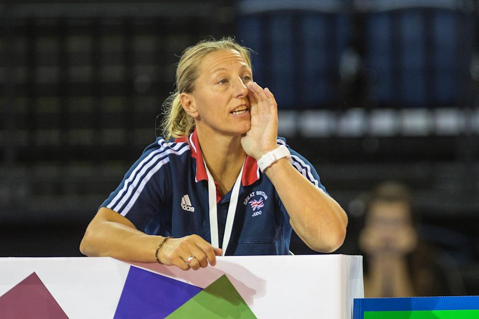 Howey, 48, is the only British woman to have won two judo Olympic medals and is now determined to expand female visibility in elite-level coaching roles