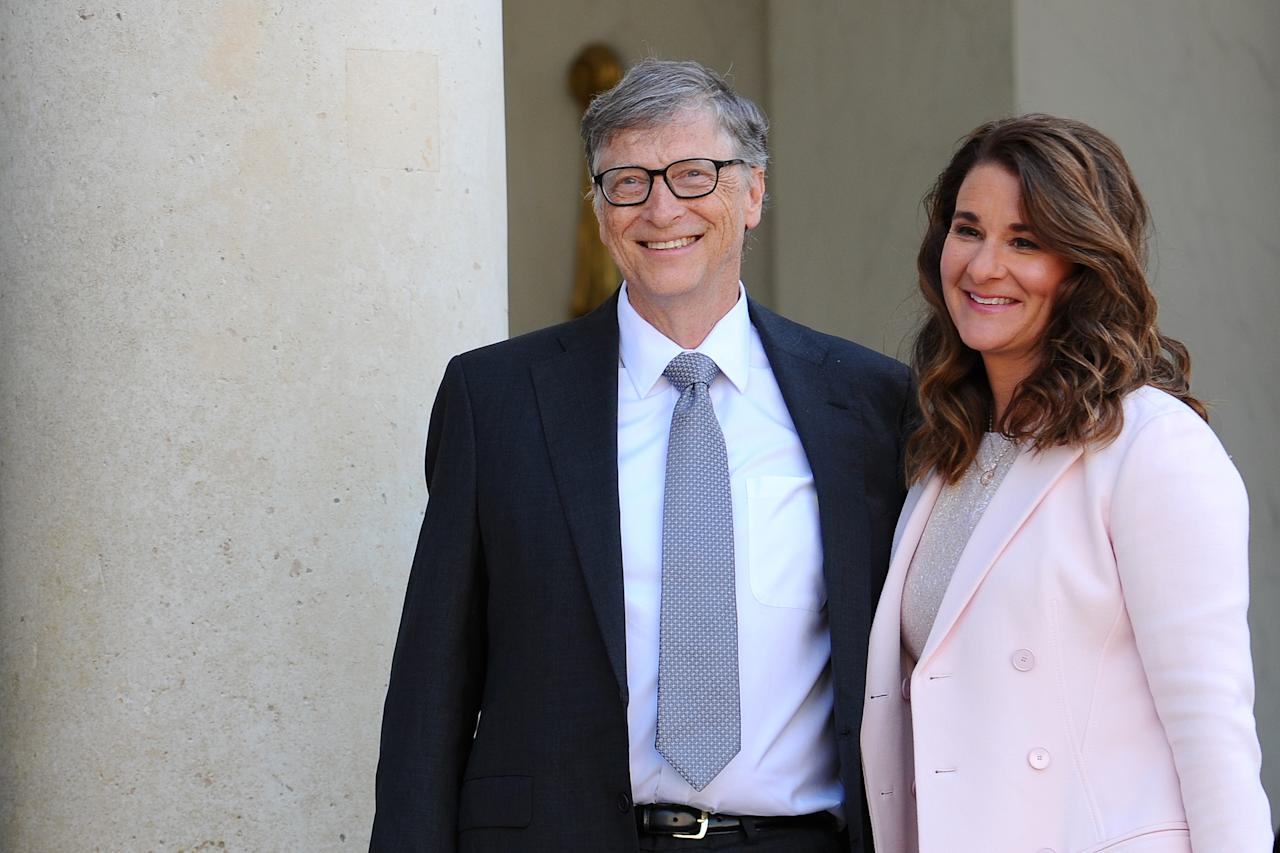 "<p>As one of the world's richest and most successful business people, getting advice from Bill Gates is like gold dust. But the Microsoft boss was only too happy to publish a series of pearls of wisdom in 14 tweets in which he revealed a few key life lessons. ""I measure my happiness by whether people close to me are happy and love me, & by the difference I make for others,"" he wrote. (Getty Images) </p>"