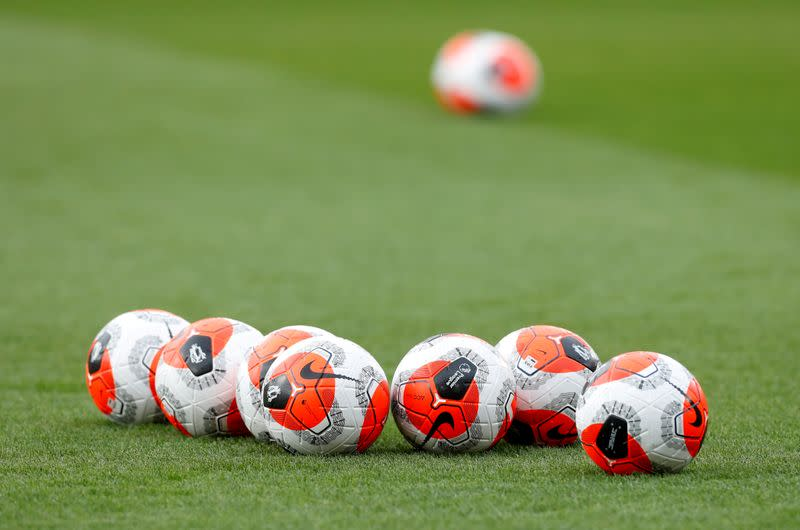 Premier League clubs to resume training from Tuesday
