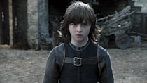 <p>Episode one wasn't kind to Bran. Not only did all his siblings mug him off in his archery lesson, but the pilot ended with Jamie Lannister pushing him out of a window.</p>