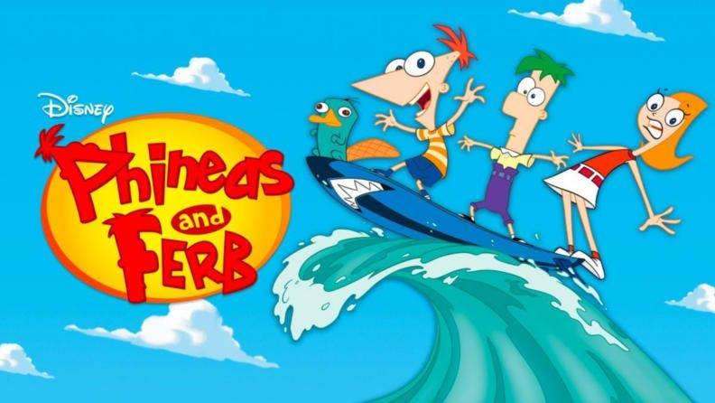 Spend the ultimate summer vacation with Phineas & Ferb.