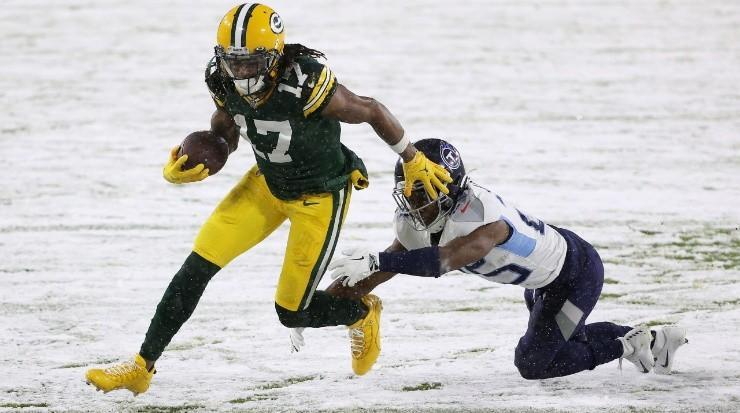 NFL Fantasy 2021: Top 5 Receivers for the Season