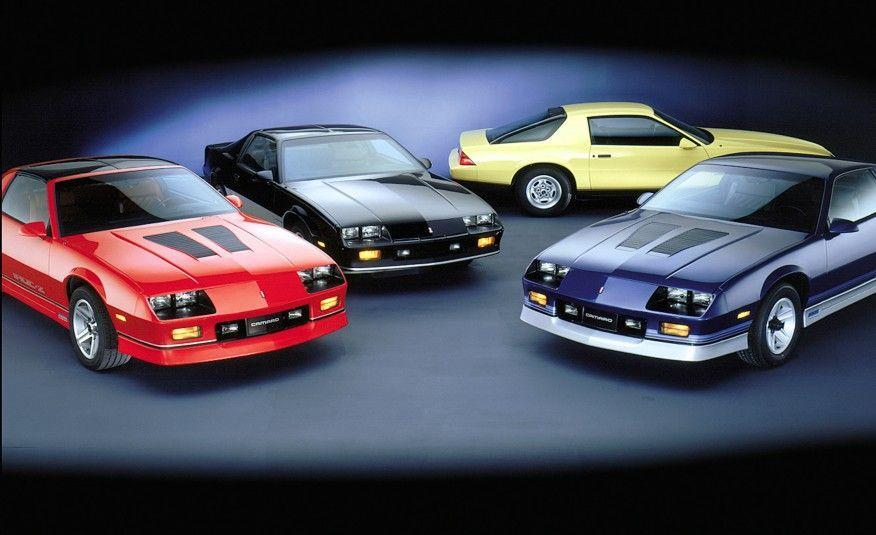 <p>The 1987 model year brought two good things to the Camaro. First was the return of a convertible model—the first since 1969. And second was the big 5.7-liter TPI V-8 rated at 225 horsepower. It also brought exile of the truly awful Iron Duke four to crap-can purgatory. By '88 the Z28 name had vanished in favor of IROC. And in '88 came the brilliant IROC 1LE package, which set the Camaro up for startling success in showroom-stock racing.</p>