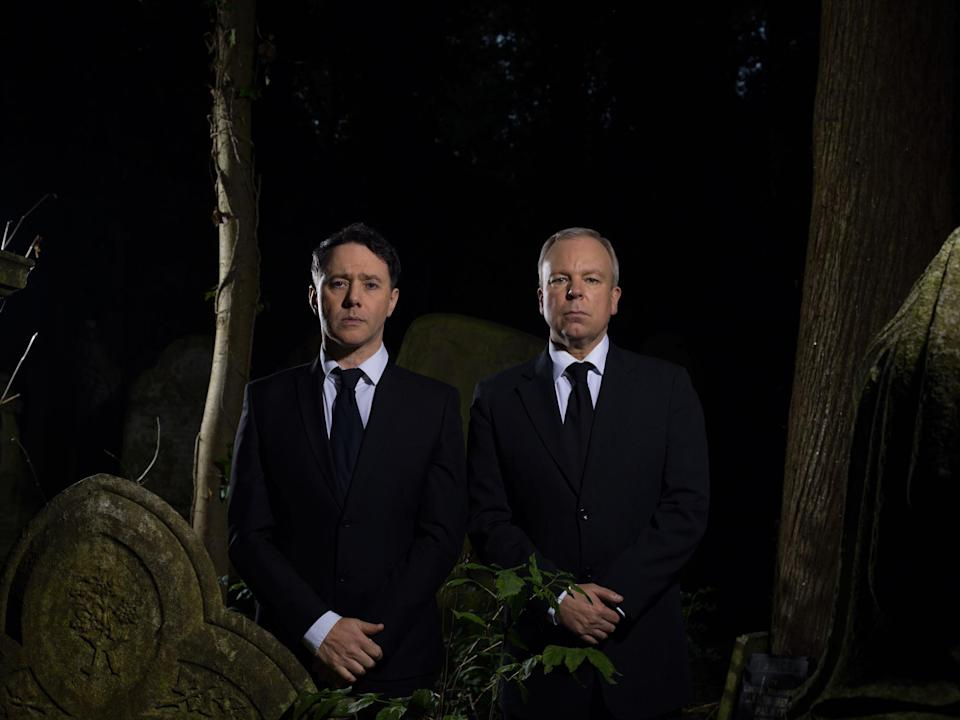 Inside No.9, <span>no good deed can go unpunished, in this world or the next</span>