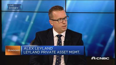 Chances are unclear BHP would consider a dividend payout from sale of U.S. assets, says Alex Leyland, portfolio manager, Leyland Private Asset Management