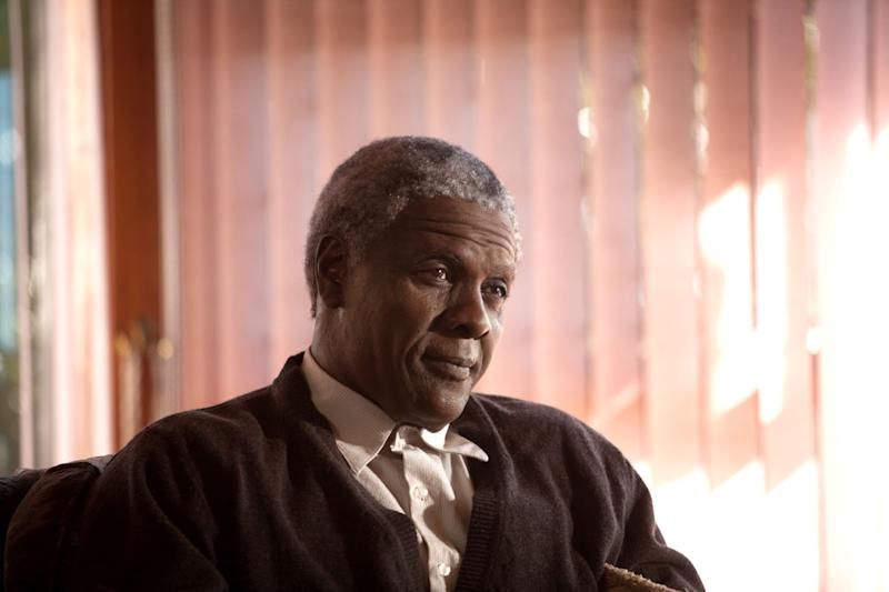 idris Elba as Nelson Mandela in Mandela: The Long Walk to Freedom. (20th Century Fox)