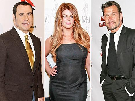 """Kirstie Alley: My Relationships With John Travolta and Patrick Swayze """"Were Not Sexual"""""""