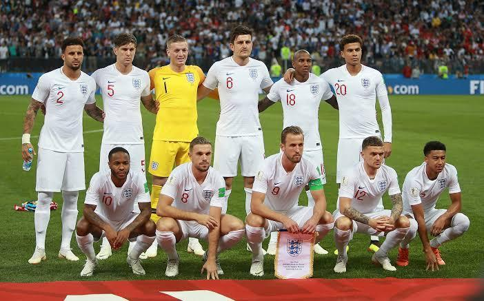 FIFA rankings: England move up to third, Belgium still remains top