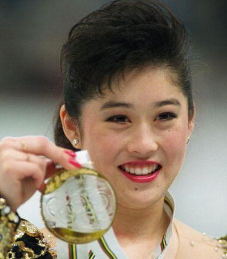 Yamaguchi kicked off the U.S.' complete obsession with figure skating -- which stretched from the early '90s through the new millennium -- clinching the gold in the 1992 Olympics, having switched from pairs to singles not long before. Remarkably, the native Californian was born with club feet and started skating as a child as a form of physical therapy.