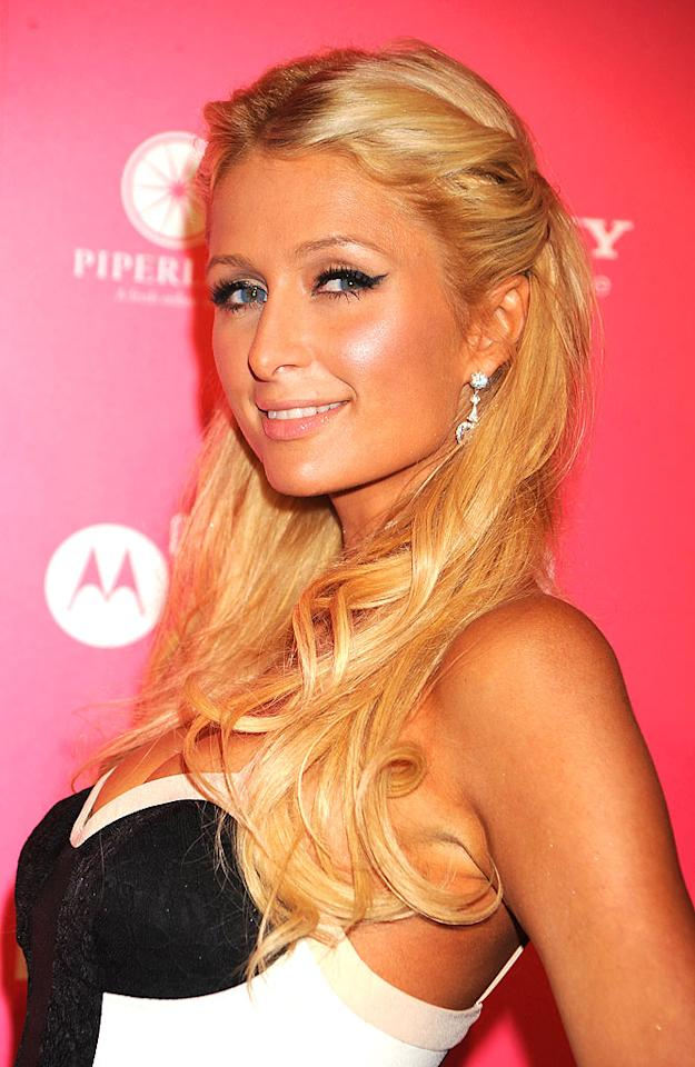 "As hotel heiress Paris Hilton discovered, no amount of money can keep you from getting those pesky white spots on your armpits and elsewhere when you slather on a ton of self-tanner and bronzer just before a big event. Jeffrey Mayer/<a href=""http://www.wireimage.com"" target=""new"">WireImage.com</a> - April 22, 2010"