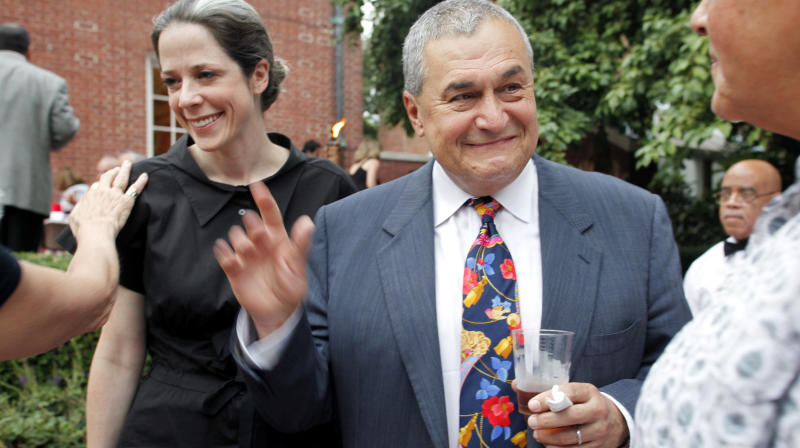 Democratic Lobbyist Tony Podesta Quits After His Firm Turns Up In Manafort Indictment